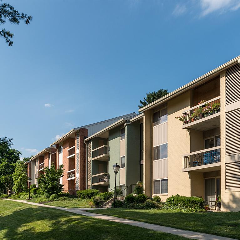Ruxton Village Apartments in Towson Maryland